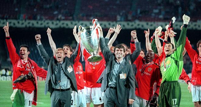 MU, Tin bóng đá MU, Tin tức bóng đá, Roy Keane đá cùng Pogba, Chung kết Cúp C1 1999, Ole Solskjaer, tin tức MU, Roy Keane, Scholes, Ronaldo, Sir Alex, bong da, bóng đá