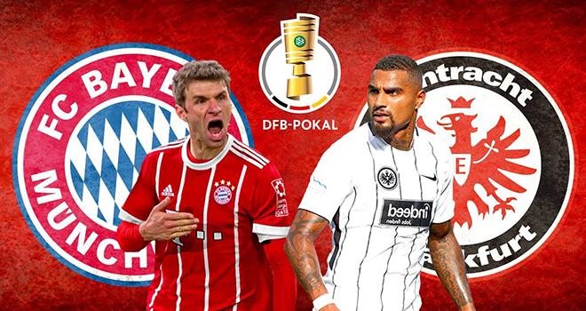 Ket qua bong da, Bayern vs Frankfurt, Kết quả bóng đá, Bán kết cúp Đức, Kqbd, kết quả cúp quốc gia đức, video Bayern 2-1 Frankfurt, ket qua bong da hom nay, bong da