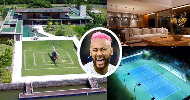 Bong da, Tin tuc bong da, Tin bóng đá, Neymar nhận trợ cấp hộ nghèo ở Brazil, Neymar, Neymar giàu cỡ nào, Neymar triệu phú, covid-19, covid19, trợ cấp chính phủ, bóng đá