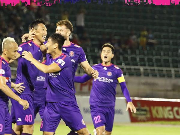 Cuộc đua vô địch V League 2020: Sài Gòn đòi lại ngôi đầu từ TPHCM