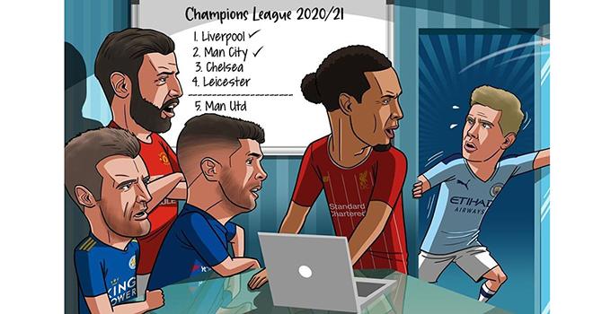 Man City, Cúp C1, Man City được dự cúp C1, Cộng đồng mạng, Trò hề của UEFA City, Tòa án thể thao, CAS, UEFA, Pep Guardiola, Champions League, Cúp C1, bong da hom nay, C1