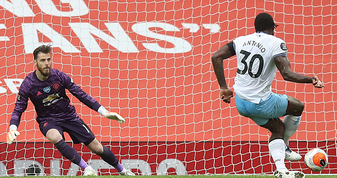 Ket qua bong da, MU vs West Ham, BXH bóng đá Anh, Ole định cho De Gea dự bị, MU, MU 1-1 West Ham, Video MU 1-1 West Ham, De Gea dự bị, De Gea bắt chính, Ole, De Gea, Kqbd