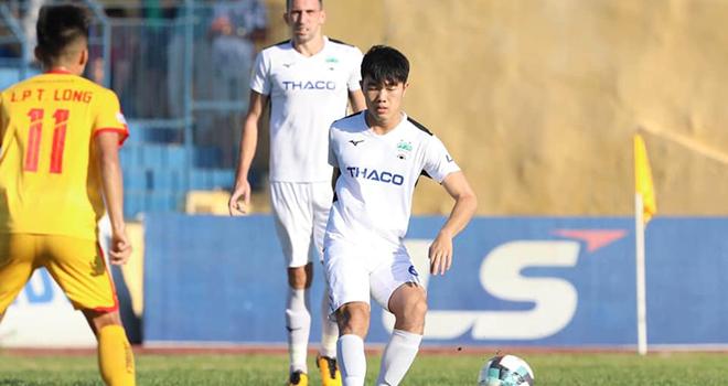 Ket qua bong da, Thanh Hóa vs HAGL, Anh Đức ra mắt, HAGL vẫn đá kém sân khách, Kết quả V-League 2020, Kết quả bóng đá, Bảng xếp hạng V-League, Thanh Hóa vs HAGL, V-League