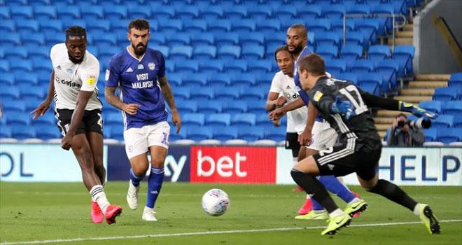 Ket qua bong da, Fulham vs Cardiff, Kết quả bóng đá Anh, Play-off thăng hạng. Ket qua bong da hom nay, Fulham đấu với Cardiff, Fulham 1-2 Cardiff, Kết quả bóng đá, Kqbd