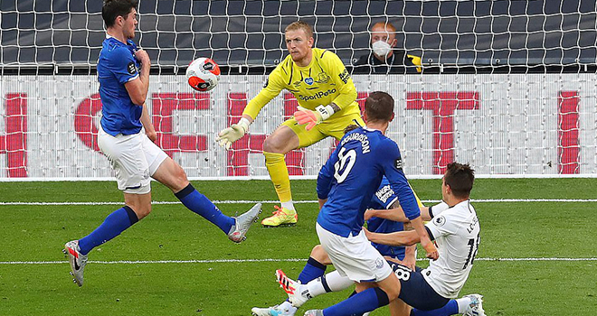 Ket qua bong da, Tottenham vs Everton, Video Tottenham vs Everton, BXH Anh, Kqbd, kết quả Tottenham Everton, kết quả bóng đá Anh, bxh bóng đá Anh, Lloris, Son, phản lưới