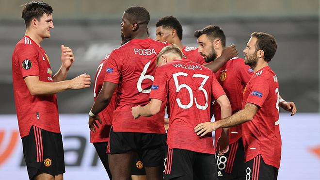 ĐIỂM NHẤN MU 1-0 Copenhagen: Hàng công vô duyên, nhưng MU vẫn còn Bruno Fernandes