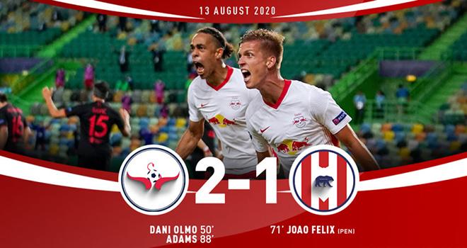 Ket qua bong da, Video clip Leipzig 2-1 Atletico, Kết quả tứ kết cúp C1 châu Âu, kết quả tứ kết Champions League, kết quả Atletico, Leipzig, kết quả bóng đá C1