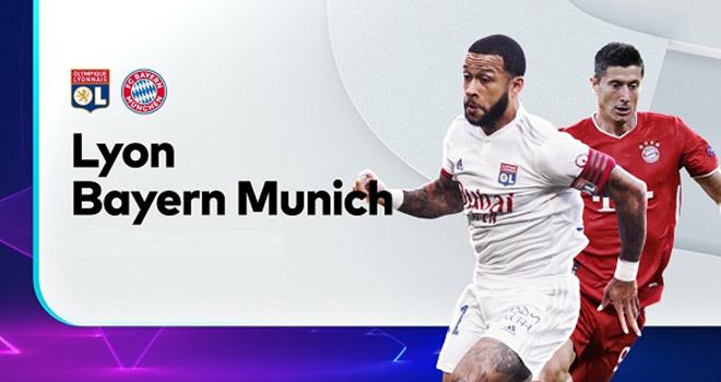 Lich thi dau bong da hom nay, Lyon vs Bayern, K+, K+PM, Lịch thi đấu Cúp C1, lịch thi đấu bóng đá, Bayern đấu với Lyon, truc tiep bong da, lịch thi đấu bán kết cúp C1