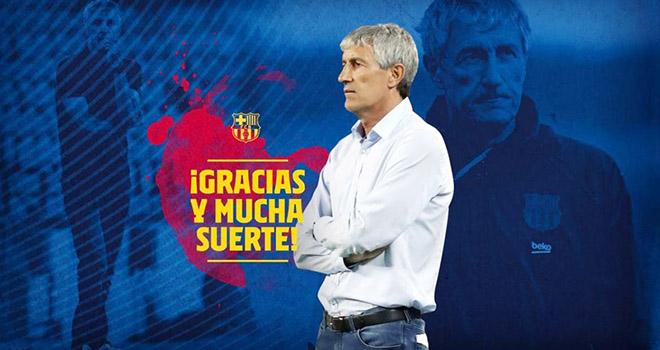 Barcelona sa thải Quique Setien, Barcelona bổ nhiệm Koeman, Barcelona 2-8 Bayern, Barcelona, Quique Setien, Ronald Koeman, Koeman dẫn dắt barcelona, Koeman làm HLV Barca