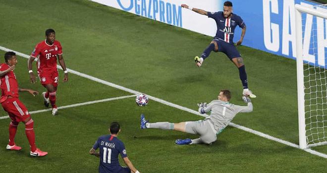 Ket qua bong da, PSG vs Bayern, Kết quả chung kết Cúp C1, Bayern Munich vô địch, video PSG 0-1 Bayern, người hùng Kingsley Coman, đẳng cấp Manuel Neuer, Neymar thất vọng