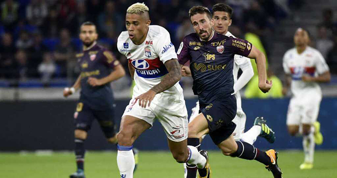 Ket qua bong da, Tottenham vs Reading, Valencia vs Villarreal, Lyon vs Dijon, Kqbd, Ket qua bong da 28/8, ket qua bong da 29/8, giao hữu CLB, bóng đá Pháp, Ligue 1, BXH, Lyon vs Dijon