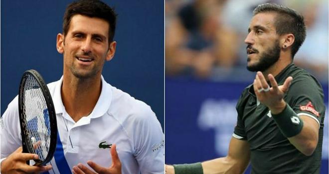 Lich thi dau tennis hom nay, Lịch thi đấu US Open 2020, Djokovic Dzumhur, TTTV, truc tiep tennis, lịch thi đấu Mỹ mở rộng, lịch thi đấu US Open, lịch thi đấu quần vợt