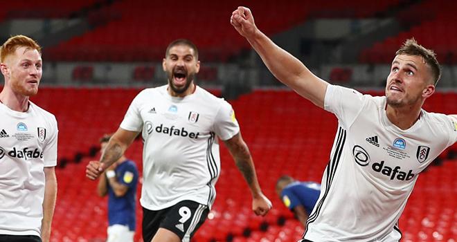 Ket qua bong da, Brentford Fulham, Kết quả Play-off thăng hạng Ngoại hạng Anh, Brentford 1-2 Fulham, Kết quả bóng đá Anh, Brentford đấu với Fulham, Kết quả hạng nhất Anh