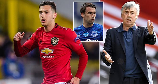 MU, Chuyển nhượng MU, Chuyển nhượng bóng đá, Zaha trở lại MU, Everton mua Dalot, Tin chuyển nhượng MU, Tin tức chuyển nhượng, Tin chuyển nhượng bóng đá, Zaha, Diogo Dalot