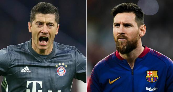 Lịch thi đấu C1, Lịch thi đấu Cúp C1, Lịch thi đấu Champions League. Lịch thi đấu Tứ kết cúp C1, Bayern vs Barcelona, Barcelona đấu với Bayern Munich, Man City vs Lyon, Lewandowski vs Messi