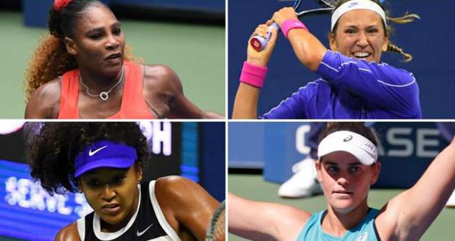 Ket qua tennis US Open 2020, Azarenka vs Serena, Kết quả Mỹ mở rộng, US Open, kết quả US Open 2020, kết quả Azarenka vs Serena, Serena bị loại, Azarenka, Serena Williams