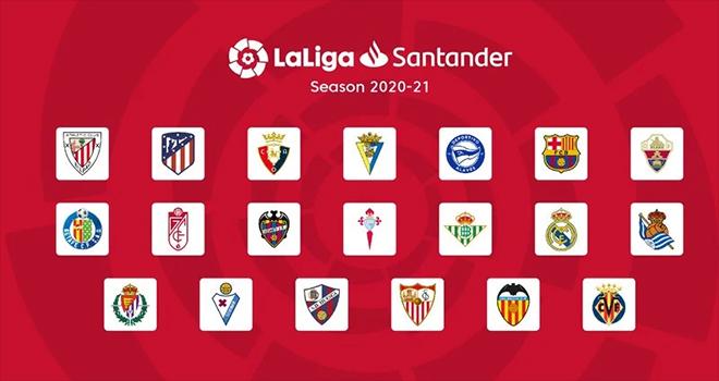 Lịch thi đấu bóng đá La Liga vòng 1, Vì sao Barcelona và Real Madrid chưa đá, lịch thi đấu La Liga, lịch thi đấu bóng đá Tây Ban Nha, trực tiếp La Liga, BĐTV, Bóng đá TV