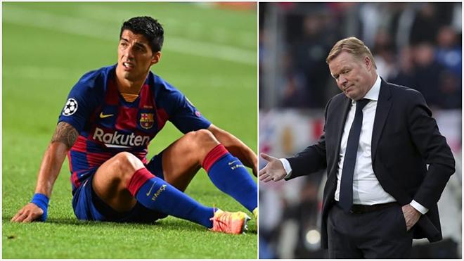 Barcelona, Chuyển nhượng Barcelona, Tương lai Luis Suarez, Suarez nghỉ cả mùa, Luis Suarez, Suarez rời Barcelona, Suarez ở lại Barcelona, Suarez tới Juventus, bong da