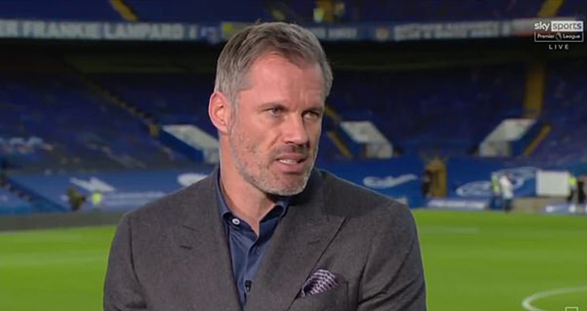 Ket qua bong da, Chelsea vs Liverpool, Kai Havertz gây thất vọng, Kai Havertz bị chỉ trích, Chelsea 0-2 Liverpool, Carragher, Jamie Redknapp, Kết quả bóng đá Anh