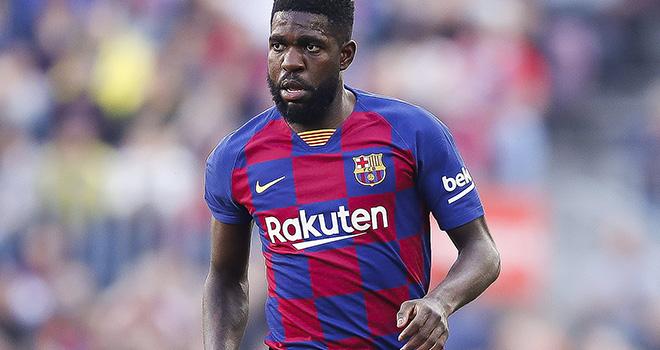 Umtiti, MU, Chuyển nhượng MU, MU mua 3 ngôi sao với 160 triệu bảng, MU mua Ansu Fati, Sancho, Upamecano, Telles,chuyển nhượng bóng đá, tin tức chuyển nhượng, tin chuyển nhượng