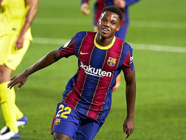 Barcelona 4-0 Villarreal: Thần đồng Ansu Fati rực sáng, Barcelona không hề nhớ Luis Suarez