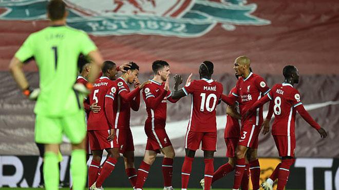 ĐIỂM NHẤN Liverpool 3-1 Arsenal: Liverpool áo đảo Arsenal, xứng danh đương kim vô địch