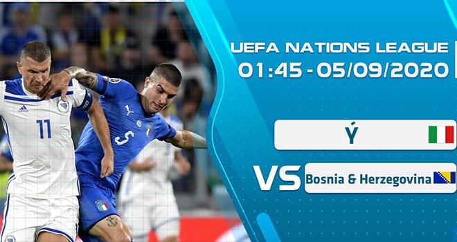 Lich thi dau bong da hom nay, Ý vs Bosnia, Hà Lan vs Ba Lan, BĐTV, TTTV, bong da, lịch thi đấu Nations League, truc tiep bong da, Ý đấu với Bosnia, Hà Lan đấu với Ba Lan