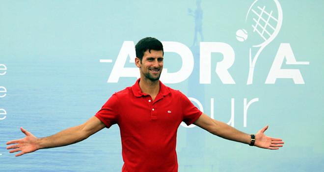 Djokovic bị loại khỏi US Open, Djokovic đánh bóng vào trọng tài, US Open 2020, Novak Djokovic, Djokovic mất hình ảnh, danh tiếng Djokovic, người hâm mộ, Adria Tour