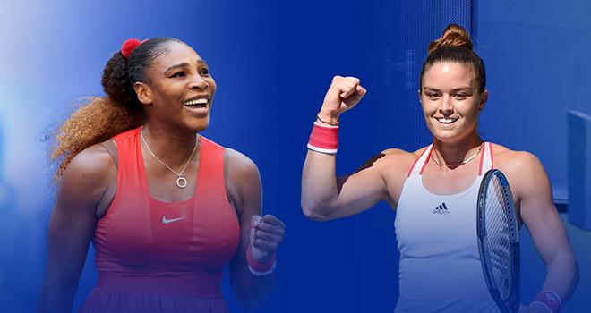 Lich thi dau US Open, Xem trực tiếp Sakkari vs Serena ở đâu, TTTV, Mỹ mở rộng, Serena đấu với Sakkari, truc tiep tennis, trực tiếp quần vợt, lịch thi đấu tennis, US Open