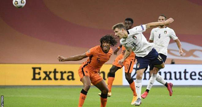 Ket qua bong da, Hà Lan vs Ý, Video Hà Lan vs Ý. Kết quả Nations League, Kqbd, video Hà Lan 0-1 Ý, Hà Lan vs Italia, Hà Lan 0-1 Italia, kết quả Hà Lan Ý, Nations League
