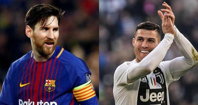 Kết quả bốc thăm cúp C1, Kết quả bốc thăm Champions League, Ronaldo vs Messi, Ronaldo so tài Messi, Barcelona chung bảng Juventus, Barcelona vs Juventus, Cúp C1, bong da
