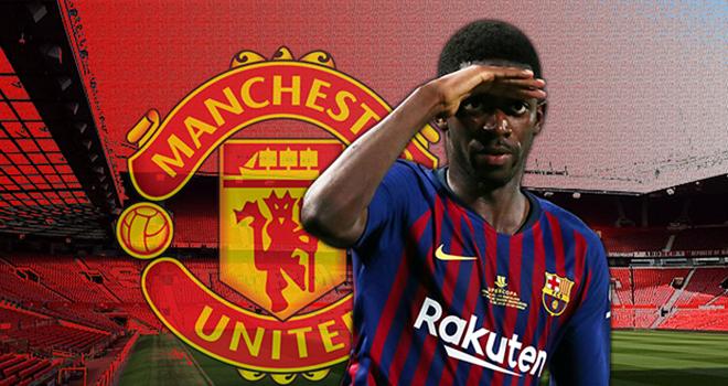 MU, Tin bóng đá MU, Tin tức MU, Chuyển nhượng MU, Pochettino, Dembele, Barcelona, chuyển nhượng bóng đá, MU tranh Pochettino với Man City, Barcelona bán rẻ Dembele cho MU