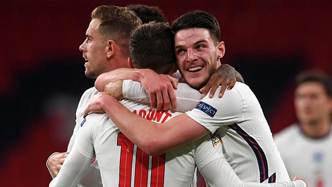 UEFA Nations League đêm qua: Anh vượt mặt Bỉ, Pháp cầm hòa Bồ Đào Nha