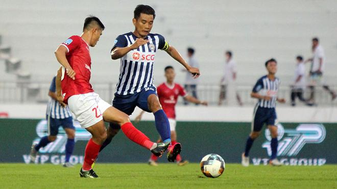 Lịch thi đấu bóng đá hôm nay, 13/10: Trực tiếp Phố Hiến vs Bà Rịa Vũng Tàu. BĐTV