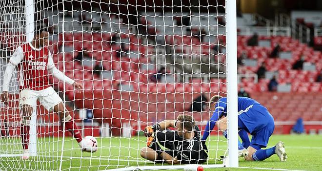 Ket qua bong da, Arsenal vs Leicester, BXH bóng đá Anh, Jamie Vardy, Aubameyang, Kết quả Arsenal vs Leicester, Kết quả Ngoại hạng Anh, Arsenal đấu với Leicester, Kqbd