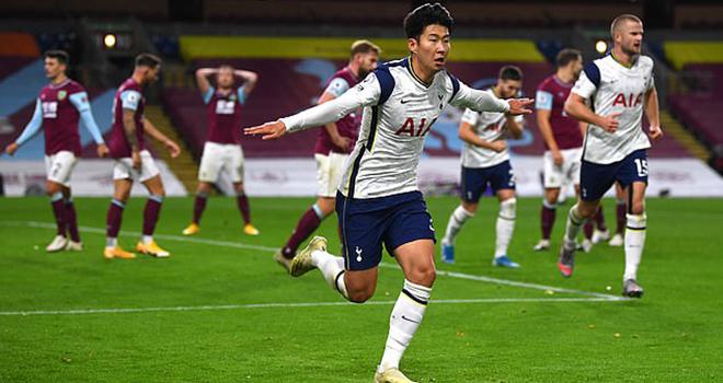 Video bàn thắng trận Burnley vs Tottenham, Video clip Burnley 0-1 Tottenham,Kết quả bóng đá Tottenham đấu với Burnley, Kết quả Ngoại hạng Anh vòng 6, Kết quả Tottenham