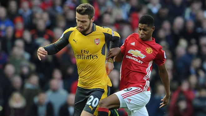 Kết quả bóng đá 1/11, sáng 2/11. MU thua Arsenal trên sân nhà, Tottenham thắng nhọc