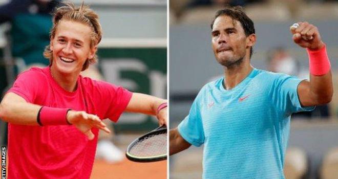 Lich thi dau Roland Garros, Korda vs Nadal, Lịch thi đấu tennis, TTTV trực tiếp, Nadal đấu với Korda, lịch thi đấu Pháp mở rộng, truc tiep tennis, trực tiếp Pháp mở rộng