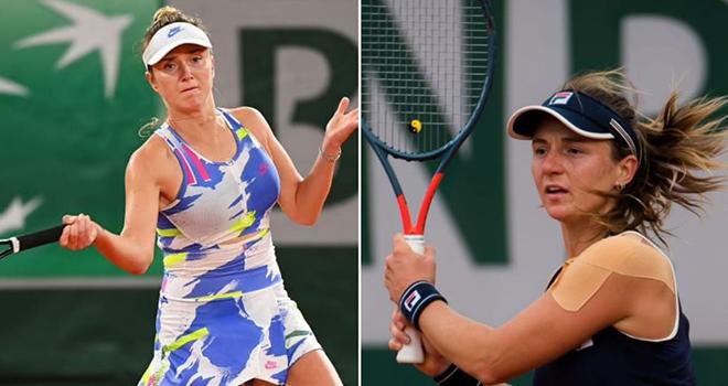 Elina Svitolina vs Nadia Podoroska