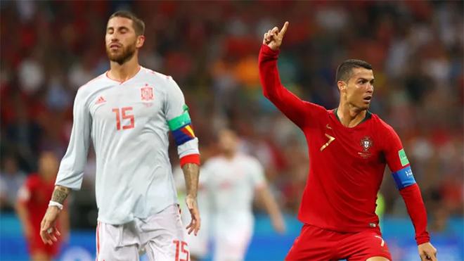 Lịch thi đấu bóng đá hôm nay, 7/10. Trực tiếp Bồ Đào Nha vs Tây Ban Nha. K+, K+PM