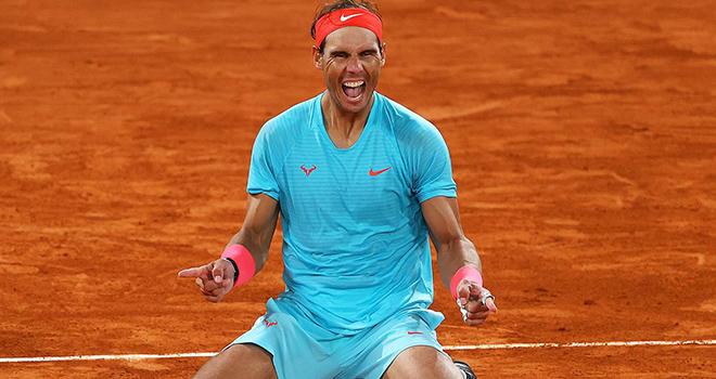 Nadal vô địch Roland Garros 2020, Nadal lập kỷ lục, Kết quả Djokovic vs Nadal, video clip highlights Djokovic vs Nadal, Ket qua Roland Garros, Nadal, Djokovic, Federer