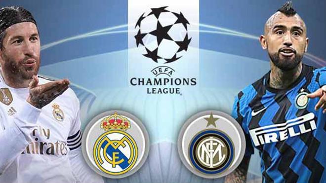 Lịch thi đấu bóng đá hôm nay: trực tiếp Real Madrid vs Inter Milan, Atalanta vs Liverpool. K+, K+PM