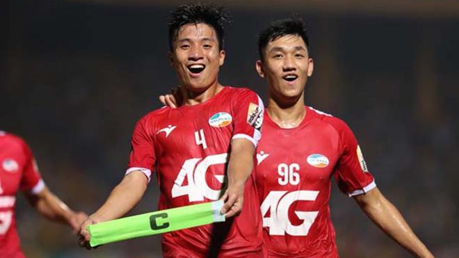 Lịch thi đấu bóng đá hôm nay. Trực tiếp Viettel vs Quảng Ninh, Bình Dương vs HAGL. VTV6, BĐTV