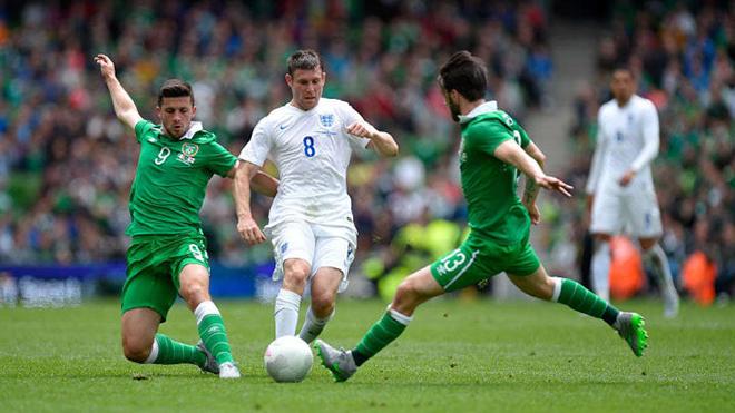 Lịch thi đấu bóng đá hôm nay: trực tiếp Anh vs Ireland, Argentina vs Paraguay