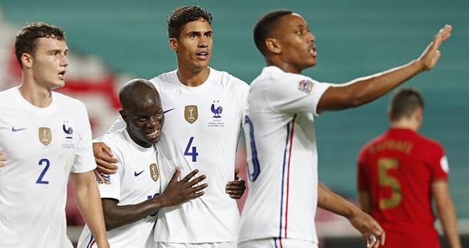 Video clip bàn thắng Bồ Đào Nha vs Pháp, Kết quả Bồ Đào Nha vs Pháp, kqbd, ket qua bong da, Bồ Đào Nha vs Pháp, Pháp đấu với BĐN, BĐN vs Pháp, kết quả UEFA Nations League