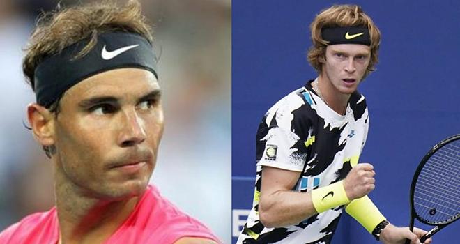 Link xem trực tiếp Nadal vs Rublev, Trực tiếp ATP Finals 2020, truc tiep tennis, trực tiếp Nadal vs Rublev, trực tiếp Nadal đấu với Rublev, K+PM, K+PC, TTTV, Rafael Nadal