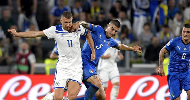 Bosnia vs Italia, truc tiep bong da, trực tiếp Bosnia vs Italia, Italia đấu với Bosnia