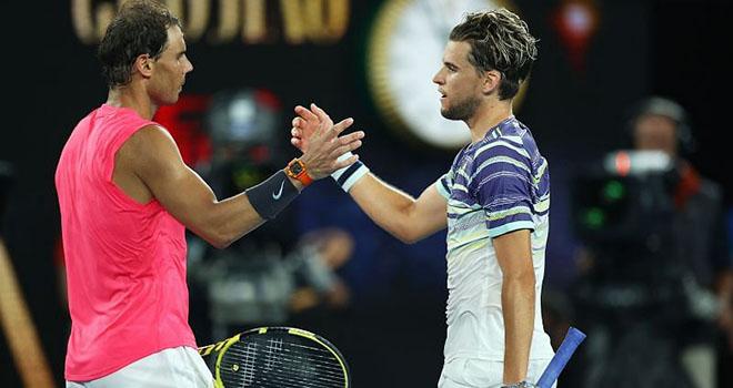 Ket qua ATP Finals 2020, Nadal vs Thiem, Tsitsipas vs Rublev, Ket qua tennis, Ket qua Nadal vs Thiem, Ket qua Tsitsipas vs Rublev, Tsitsipas đấu với Rublev, Nadal, Thiem