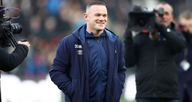 Rooney trở thành HLV, Rooney dẫn dắt Derby County, Rooney được bổ nhiệm làm HLV, MU, Rooney, Wayne Rooney, cầu thủ kiêm HLV, Rooney thay Cocu, Derby County, hạng nhất Anh