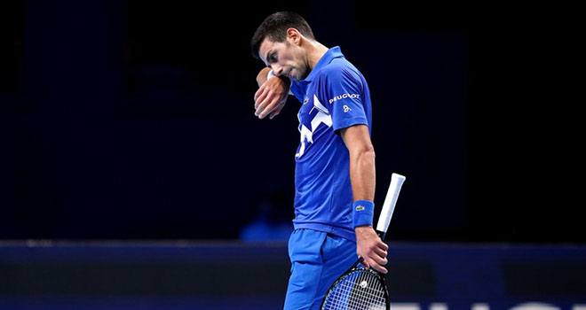 Video clip highlights Djokovic Medvedev, Ket qua ATP Finals 2020, Ket qua tennis, Djokovic vs Medvedev, video Djokovic vs Medvedev, Djokovic đấu với Medvedev, ATP Finals